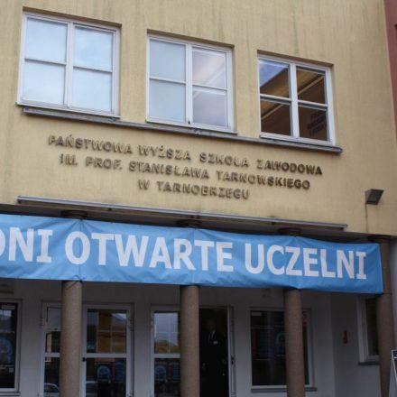 ZS1 na Dniu Otwartym Państwowej Wyższej Szkoły Zawodowej w Tarnobrzegu