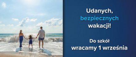 Udanych Wakacji !!!